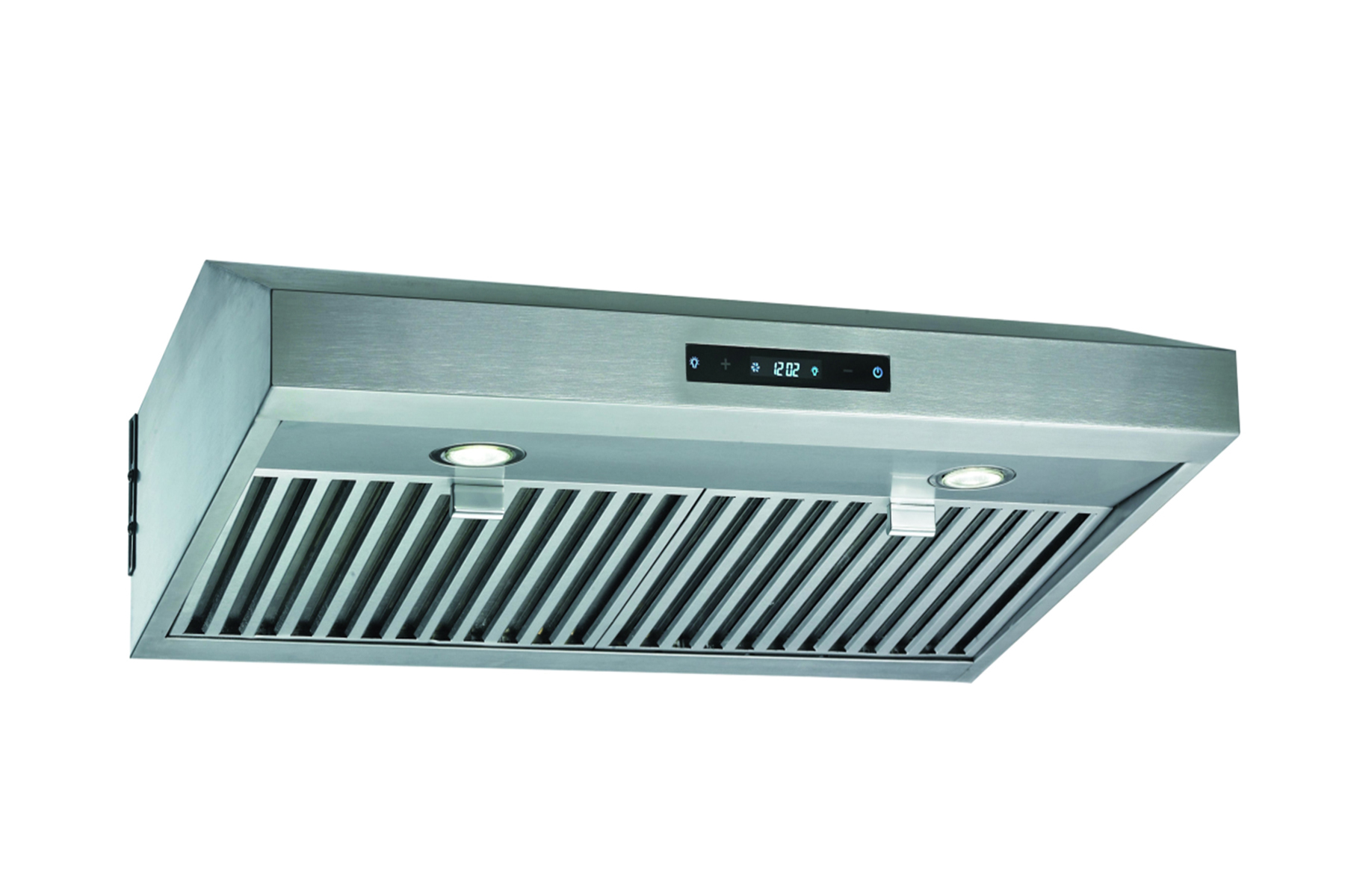 "30"" Wall Mount Stainless Steel Range Hood Dual Motor Fan"
